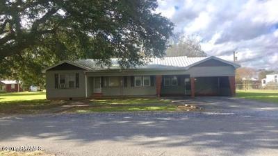 Vermilion Parish Single Family Home For Sale: 1008 N Trahan Street
