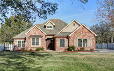 Single Family Home For Sale: 1019 Lady Of The Lake Road