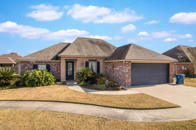 Carencro Single Family Home For Sale: 104 Harvest Sugar Row