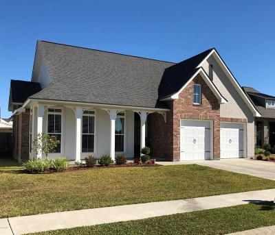Single Family Home For Sale: 203 Capstone Crossing