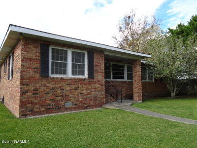 Franklin Single Family Home For Sale: 1023 B Street