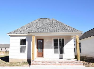 Lafayette Single Family Home For Sale: 107 Keelingwood Lane