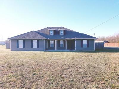 Breaux Bridge Single Family Home For Sale: 1181 Camp Bon Temps