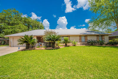 Lafayette Single Family Home For Sale: 403 Kim Drive