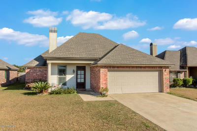Youngsville Single Family Home For Sale: 407 Camelot Hill Drive