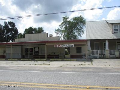 St Landry Parish Commercial For Sale: 512 Martin Luther King
