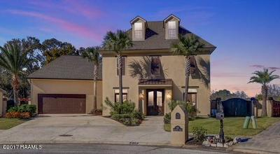 Single Family Home For Sale: 210 Pilgrimage Drive