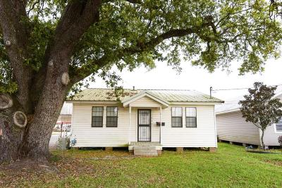 New Iberia Single Family Home For Sale: 1204 Center Street