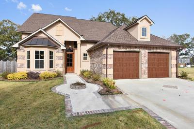 Lafayette Single Family Home For Sale: 112 N Montauban