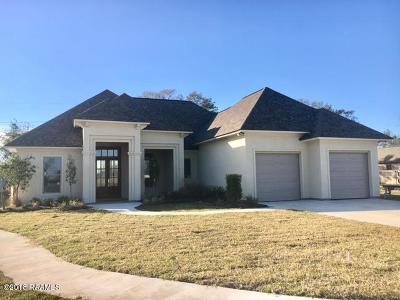 Youngsville Single Family Home For Sale: 100 Cedar Garden Lane