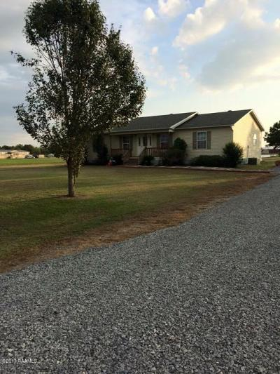 Breaux Bridge Single Family Home For Sale: 1056 Chawee Road