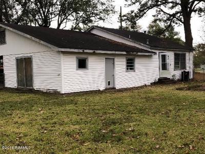 Lafayette  Single Family Home For Sale: 2820 E Simcoe Street
