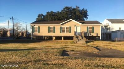 Vermilion Parish Single Family Home For Sale: 404 N Kibbe Street
