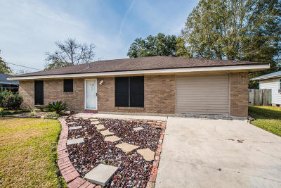 New Iberia Single Family Home For Sale: 518 Bayard Street