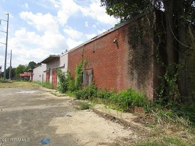 St Landry Parish Commercial For Sale: 621 Rice