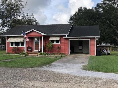Abbeville  Single Family Home For Sale: 1914 Wisteria Street