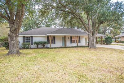 Lafayette Single Family Home For Sale: 118 Delmar