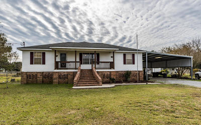 Acadia Parish, Evangeline Parish, Iberia Parish, Lafayette Parish, St Landry Parish, St Martin Parish, St Mary Parish, Vermilion Parish Single Family Home For Sale: 3117 Theodore Road