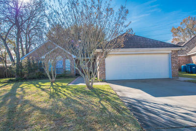 Lafayette Single Family Home For Sale: 105 Eldorado Court
