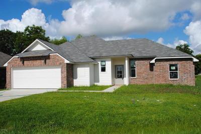 Duson Single Family Home For Sale: 327 Stoneridge