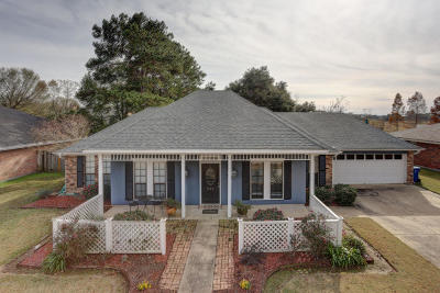 Lafayette Single Family Home For Sale: 201 Presence Drive