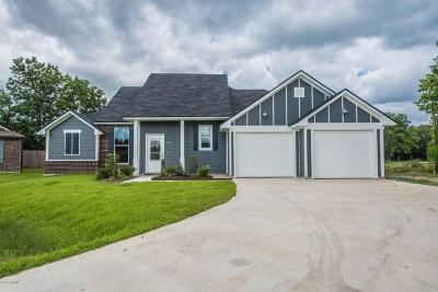 Duson Single Family Home For Sale: 228 Stoneburg