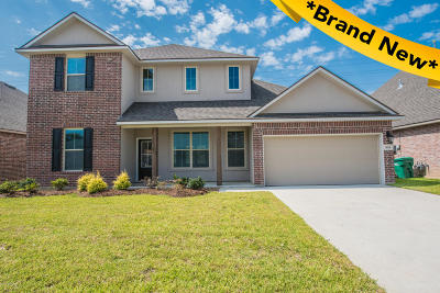 Youngsville Single Family Home Active/Contingent: 304 Vert Drive