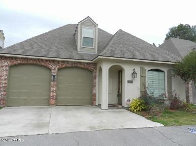 Broussard, Lafayette, Youngsville Rental For Rent: 107 Woodbranch Drive