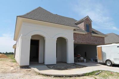 Lafayette Parish Single Family Home For Sale: 312 Misty Wind Drive