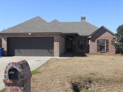 Broussard, Lafayette, Youngsville Rental For Rent: 122 Peak Run