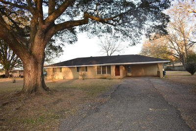 Broussard, Lafayette, Youngsville Rental For Rent: 826 Picard Road