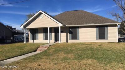 Erath Single Family Home For Sale: 101 J A Sandoz Street
