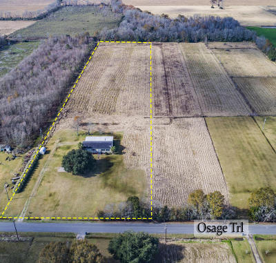 Church Point Single Family Home For Sale: 3847 Osage Trail