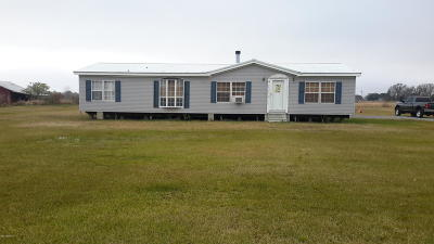 Abbeville Single Family Home For Sale: 7534 La Hwy 343