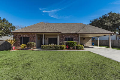 Lafayette Single Family Home For Sale: 188 A E Edith Road