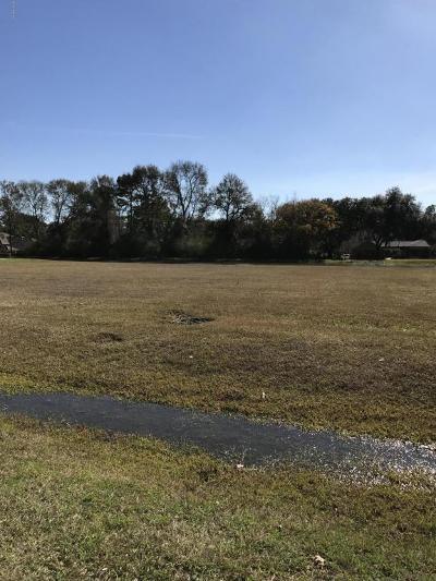 Vermilion Parish Residential Lots & Land For Sale: 00 Vermilion Lakes Drive