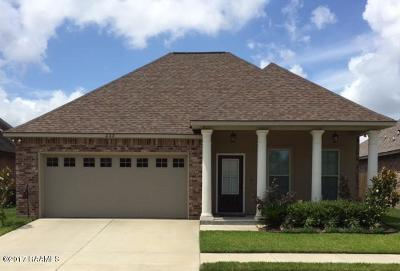 Lafayette Single Family Home For Sale: 228 Rosemary Place