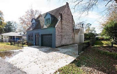 Breaux Bridge Single Family Home For Sale: 210 6th Street