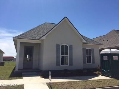 Lafayette Parish Single Family Home For Sale: 206 Harvey Cay Lane