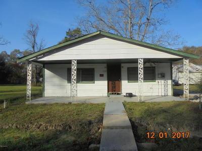 Basile Single Family Home For Sale: 1232 S Ardoin