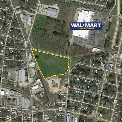 Lafayette Residential Lots & Land For Sale: 600 Blk N Buchanan