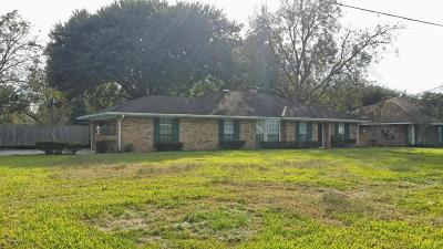 Carencro Rental For Rent: 630 Hector Connoly Street