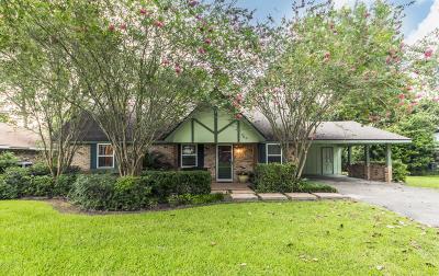 Lafayette Single Family Home For Sale: 224 Lippi Boulevard