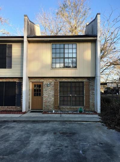 Youngsville Rental For Rent: 106 S Parkwood Drive #7