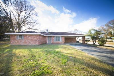 Scott Single Family Home For Sale: 100 Winbourne Avenue