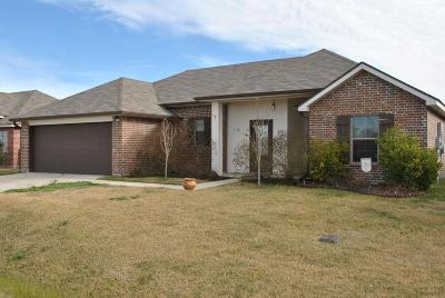 Duson Single Family Home For Sale: 302 Stoneridge