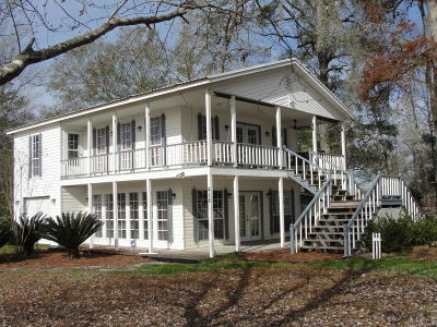 Port Barre Single Family Home For Sale: 418 3 Mile Avenue