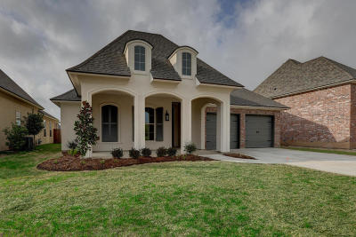 Lafayette Parish Single Family Home For Sale: 108 Tortoise Lane