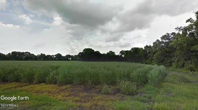 St Martin Parish Residential Lots & Land For Sale: Tbd Bock Huval Road
