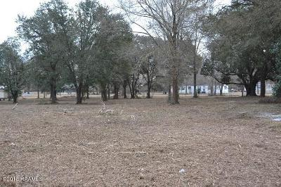 Vermilion Parish Residential Lots & Land For Sale: 8705 Carroll Drive